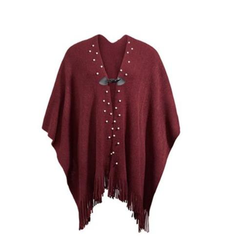 fransen poncho - Modetrends Herbst 2020: Diese Kleidungsstücke sind ein Muss in Ihrer Garderorbe