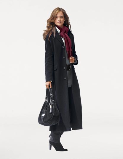 langer mantel - Modetrends Herbst 2020: Diese Kleidungsstücke sind ein Muss in Ihrer Garderorbe