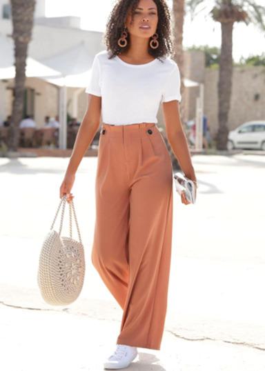 oversized pants - Modetrends Herbst 2020: Diese Kleidungsstücke sind ein Muss in Ihrer Garderorbe