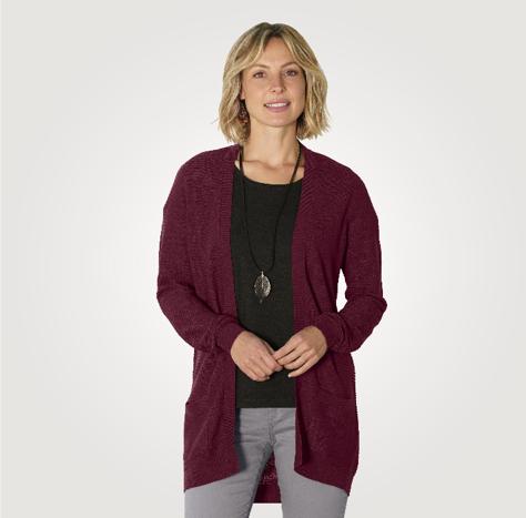 strickjacke rot - Modetrends Herbst 2020: Diese Kleidungsstücke sind ein Muss in Ihrer Garderorbe